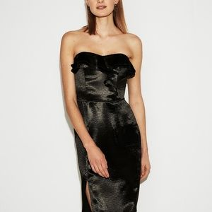 Express Black Cocktail Dress